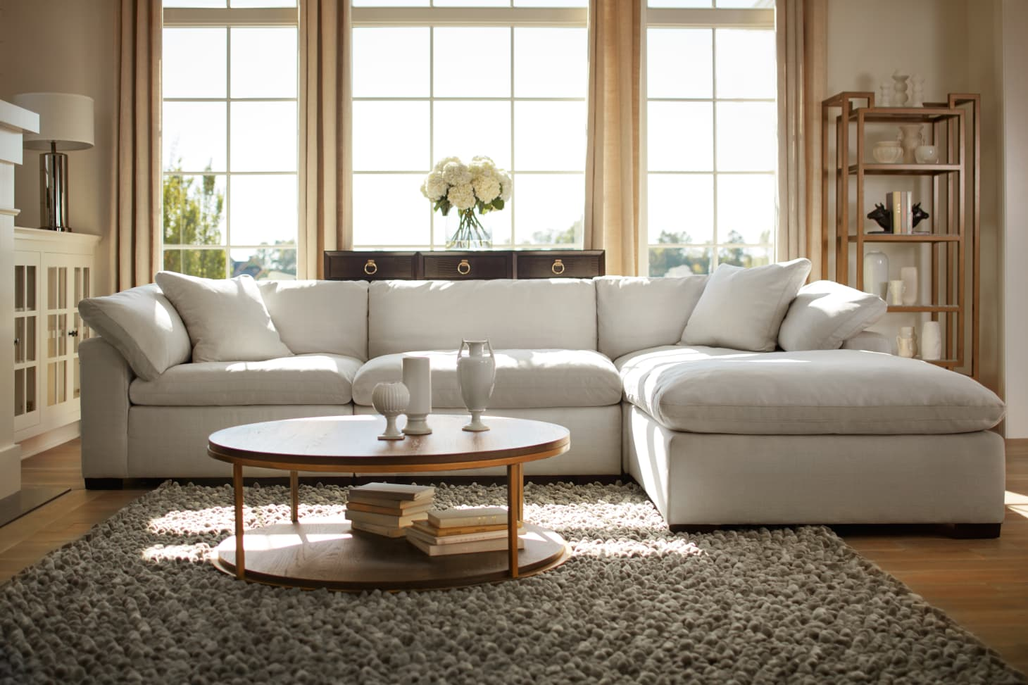 Fantastic 3 Questions To Ask Before You Buy A Sectional Apartment Onthecornerstone Fun Painted Chair Ideas Images Onthecornerstoneorg