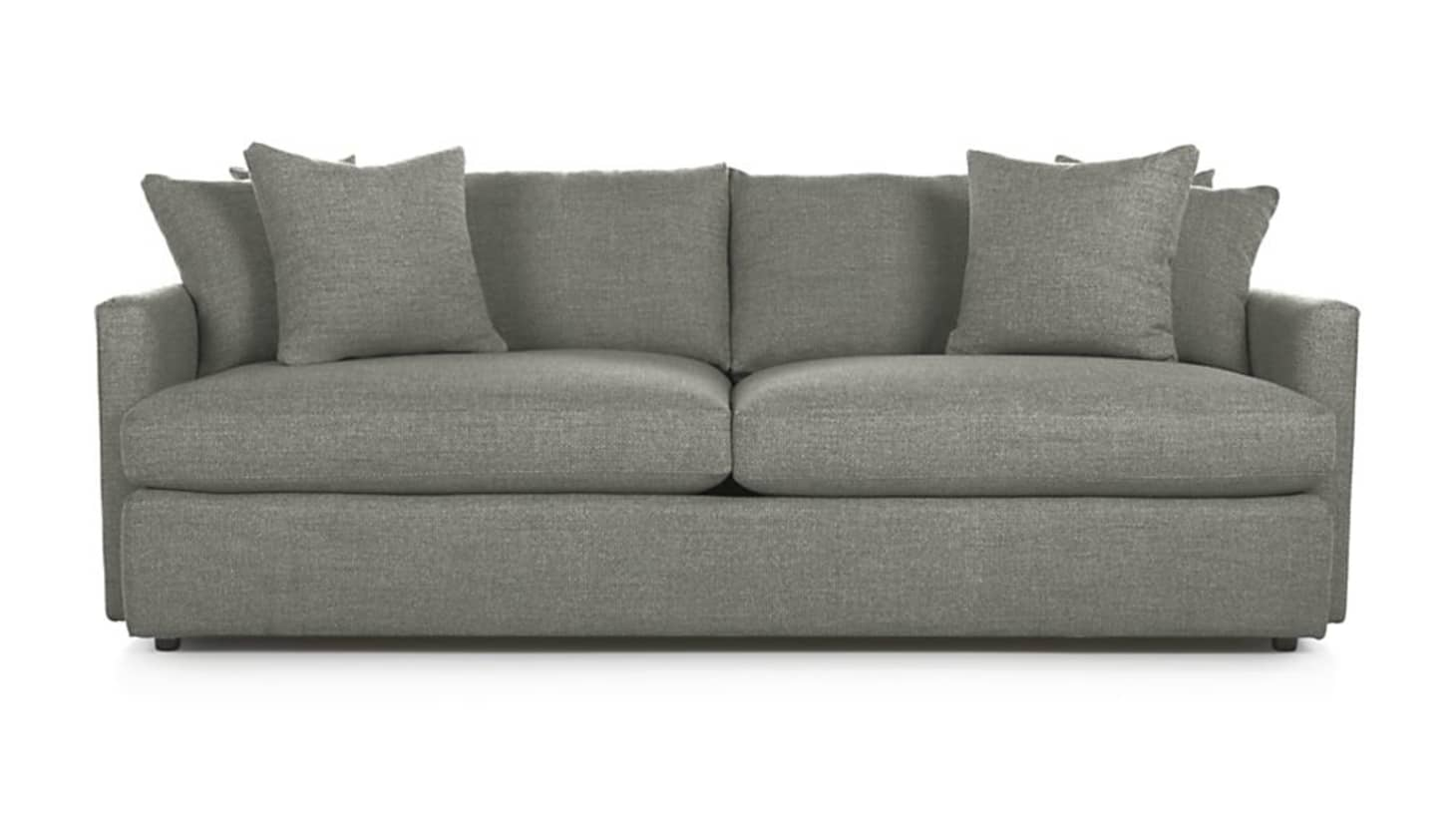 Peachy Reviewed The Most Comfortable Sofas At Crate Barrel Ibusinesslaw Wood Chair Design Ideas Ibusinesslaworg