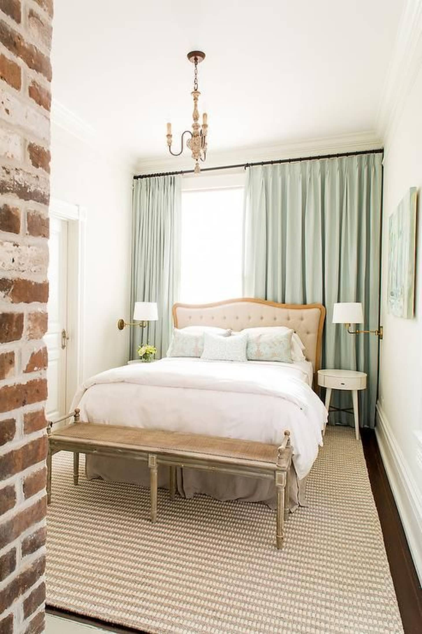 Bedrooms With The Bed Against The Window Apartment Therapy