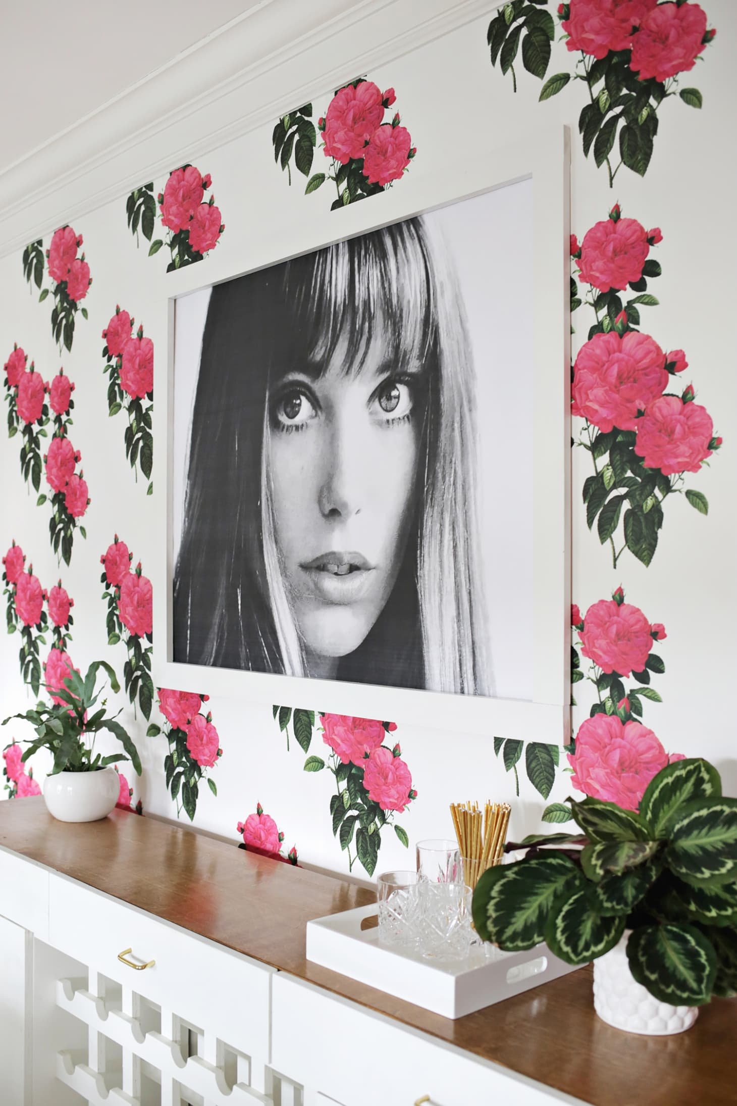 Large Picture Frames You Can Make on the Cheap | Apartment