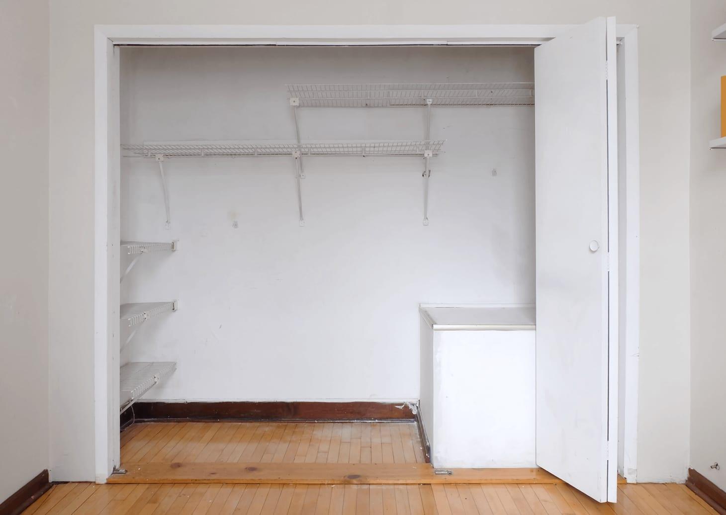 How to Replace Bi-Fold Closet Doors With Sliding Ones