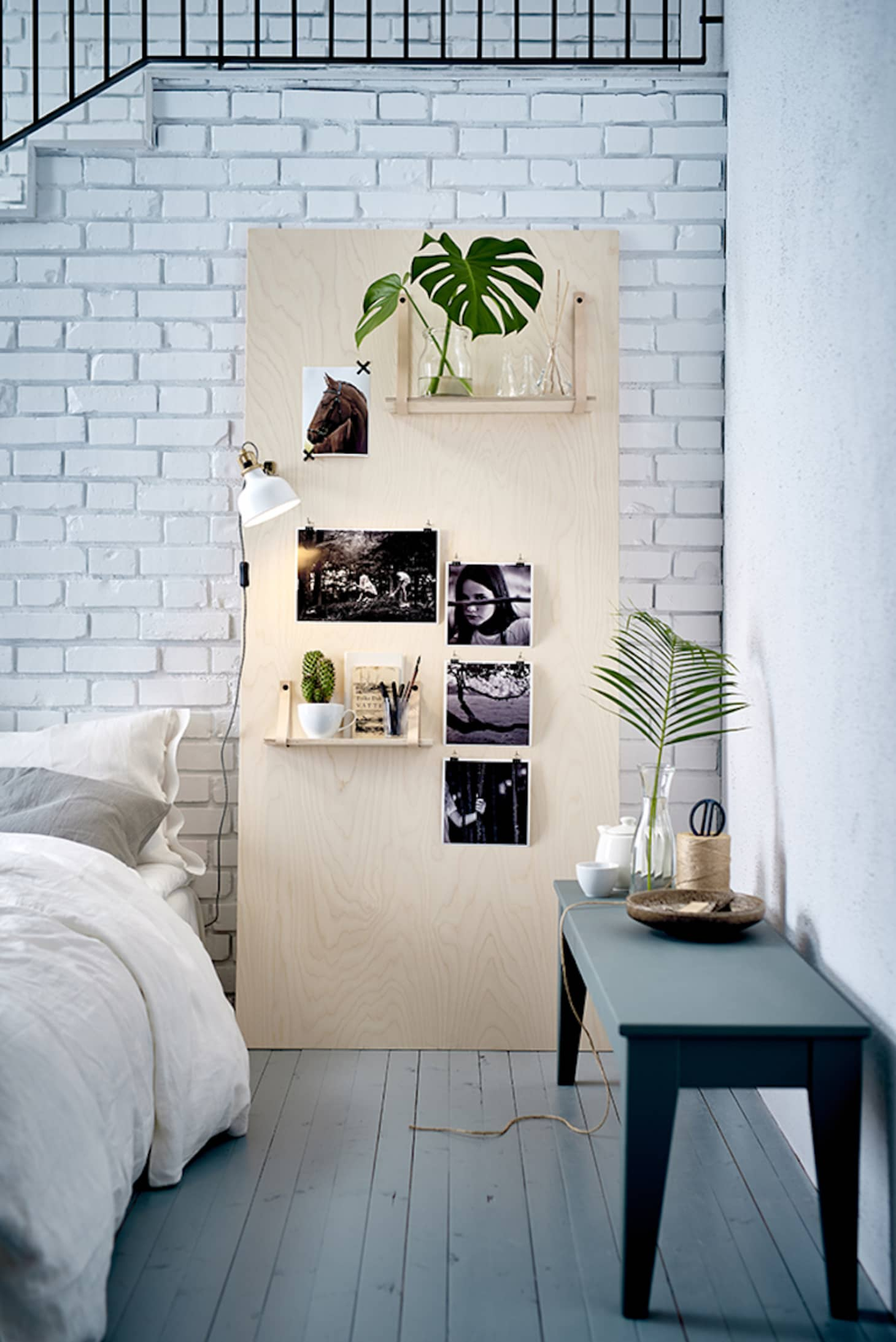 Wall (& Deposit!) Friendly Rental Bedroom Storage Solutions ...