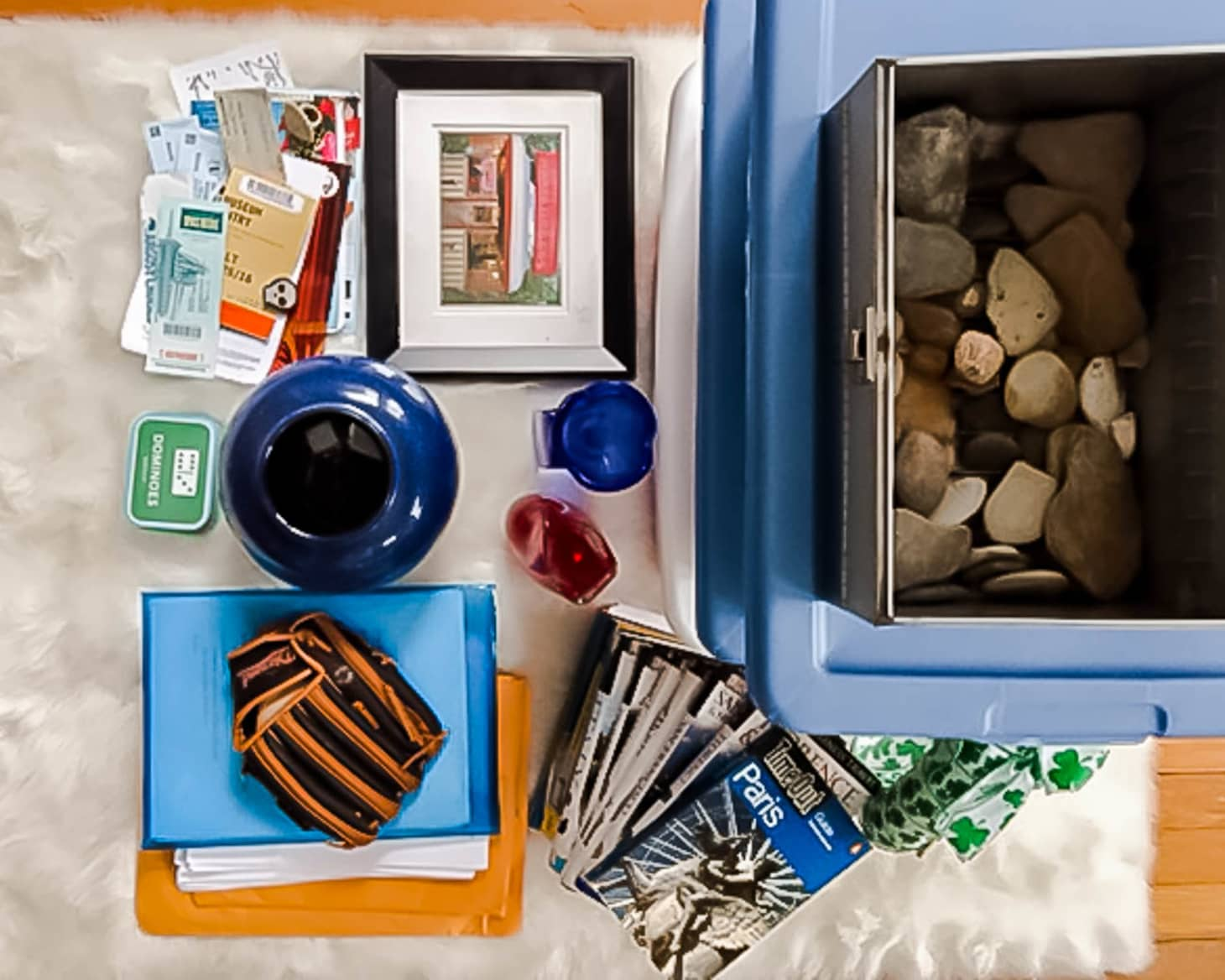 Getting Rid of Sentimental Clutter, Even When It's Really, Really