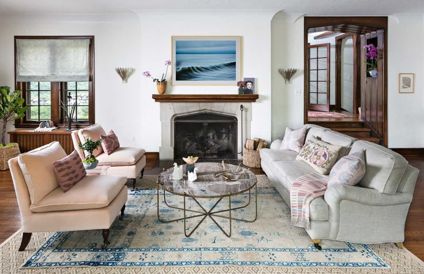 Design Ideas From Rooms That Nail The Layered Rug Look