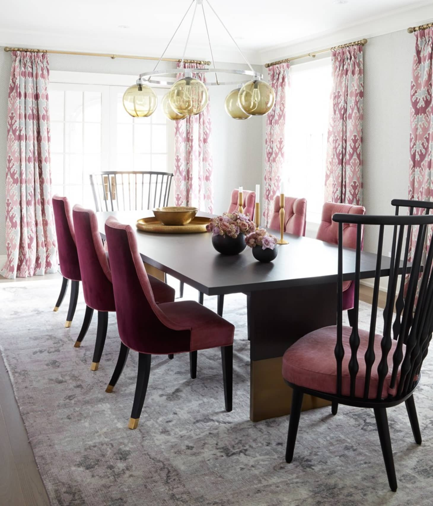 Look We Love Windsor Chairs In Modern Interiors