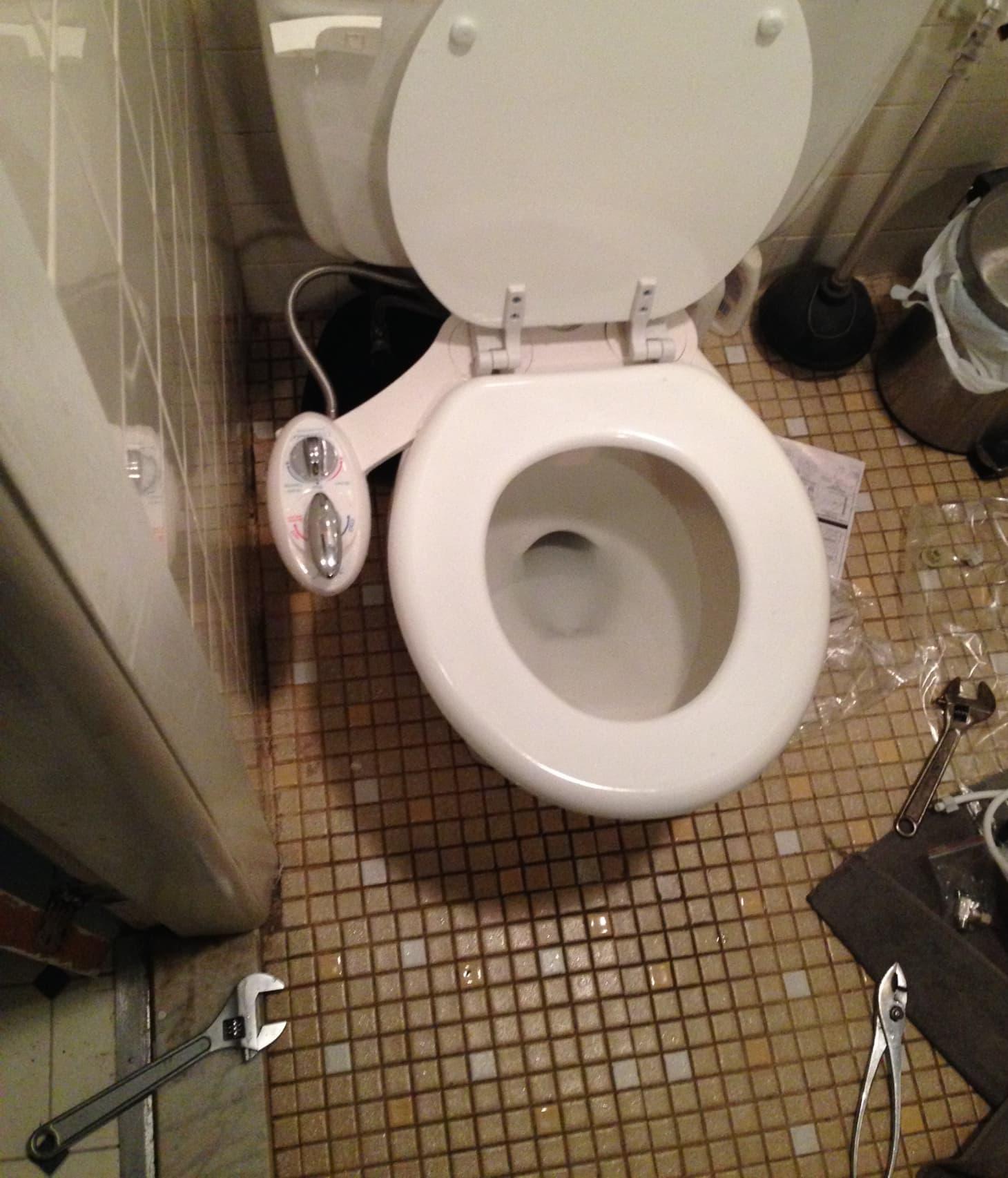 Pleasing Under 100 Toilet Seat Bidets Reviews Installation Info Machost Co Dining Chair Design Ideas Machostcouk