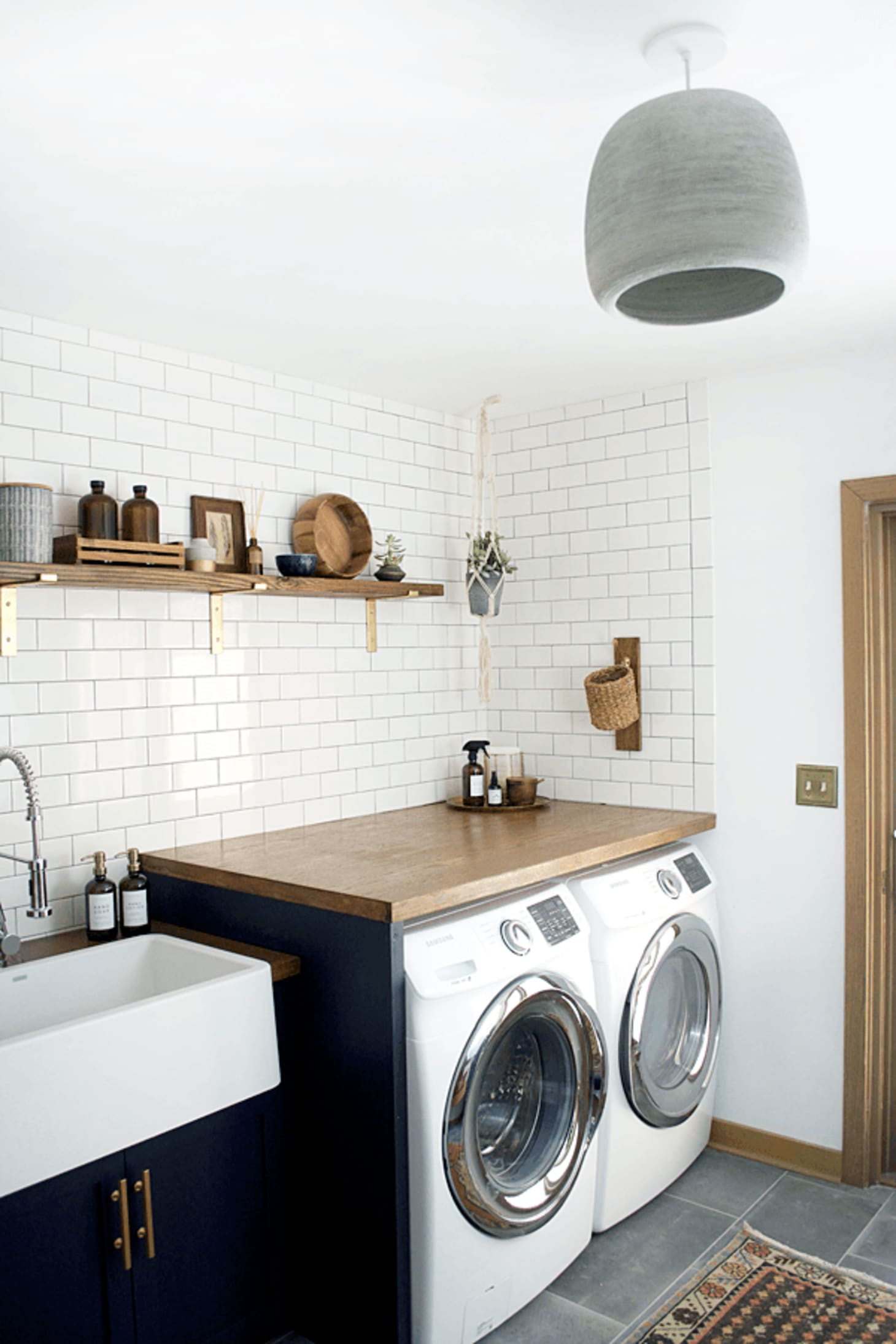 Clever Ideas to Make the Most of a Small Laundry Room ...