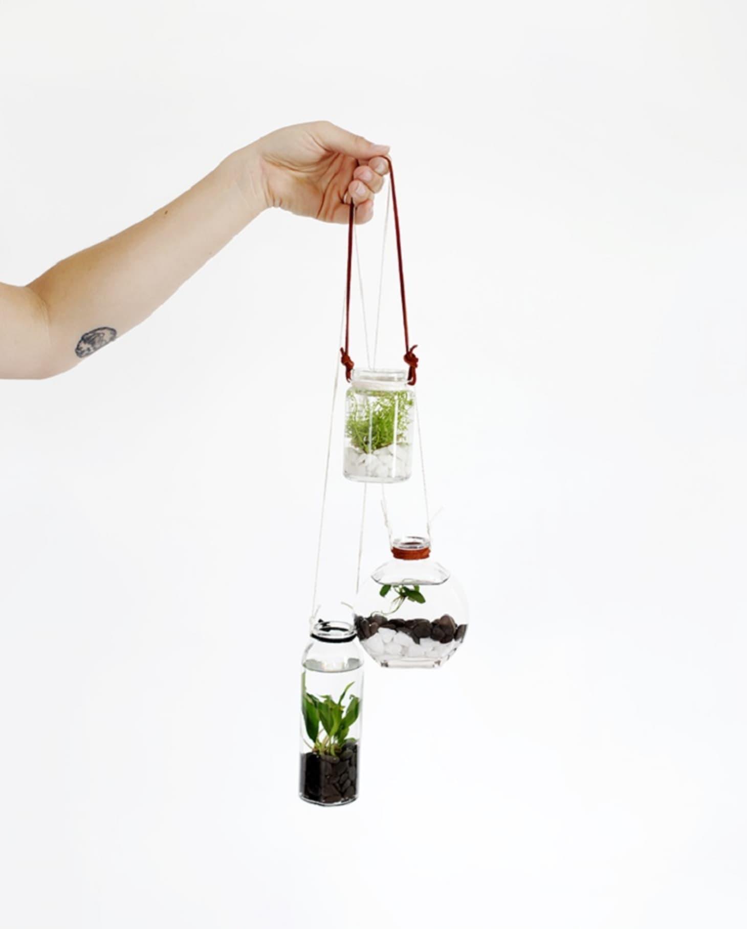 12 DIY Hanging Planters To Make