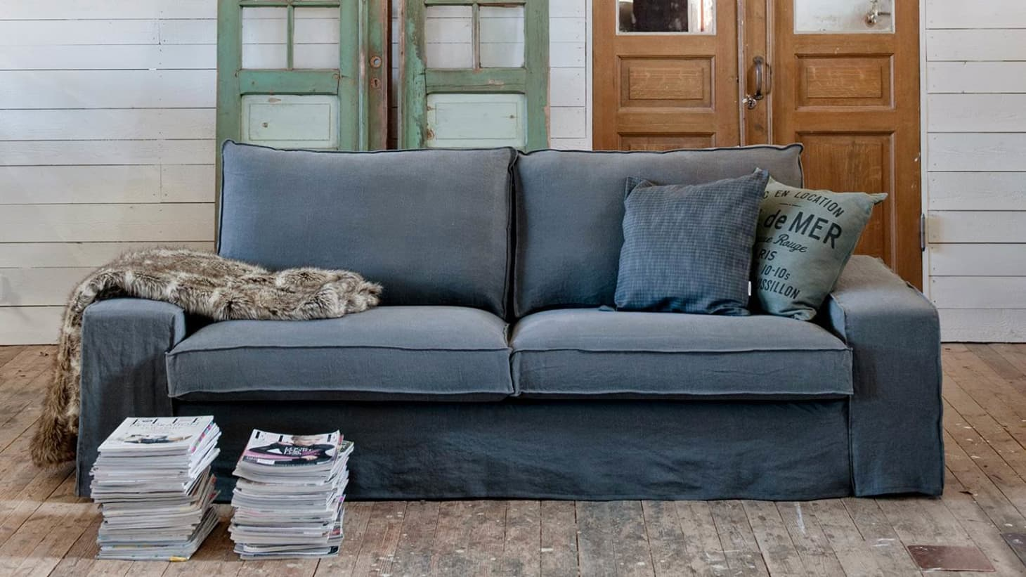 The Best Modern Slipcovers: A Stylish Shopping Guide ...