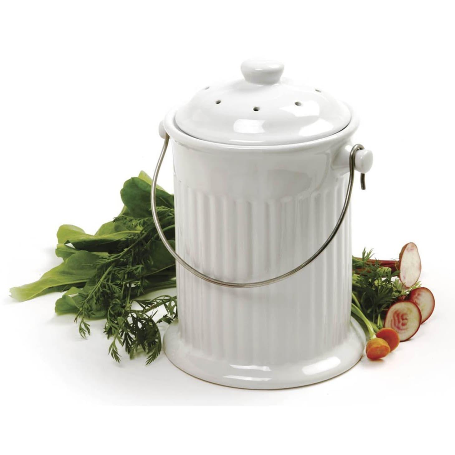 The Best Looking Indoor Composting Bins for Your Kitchen ...