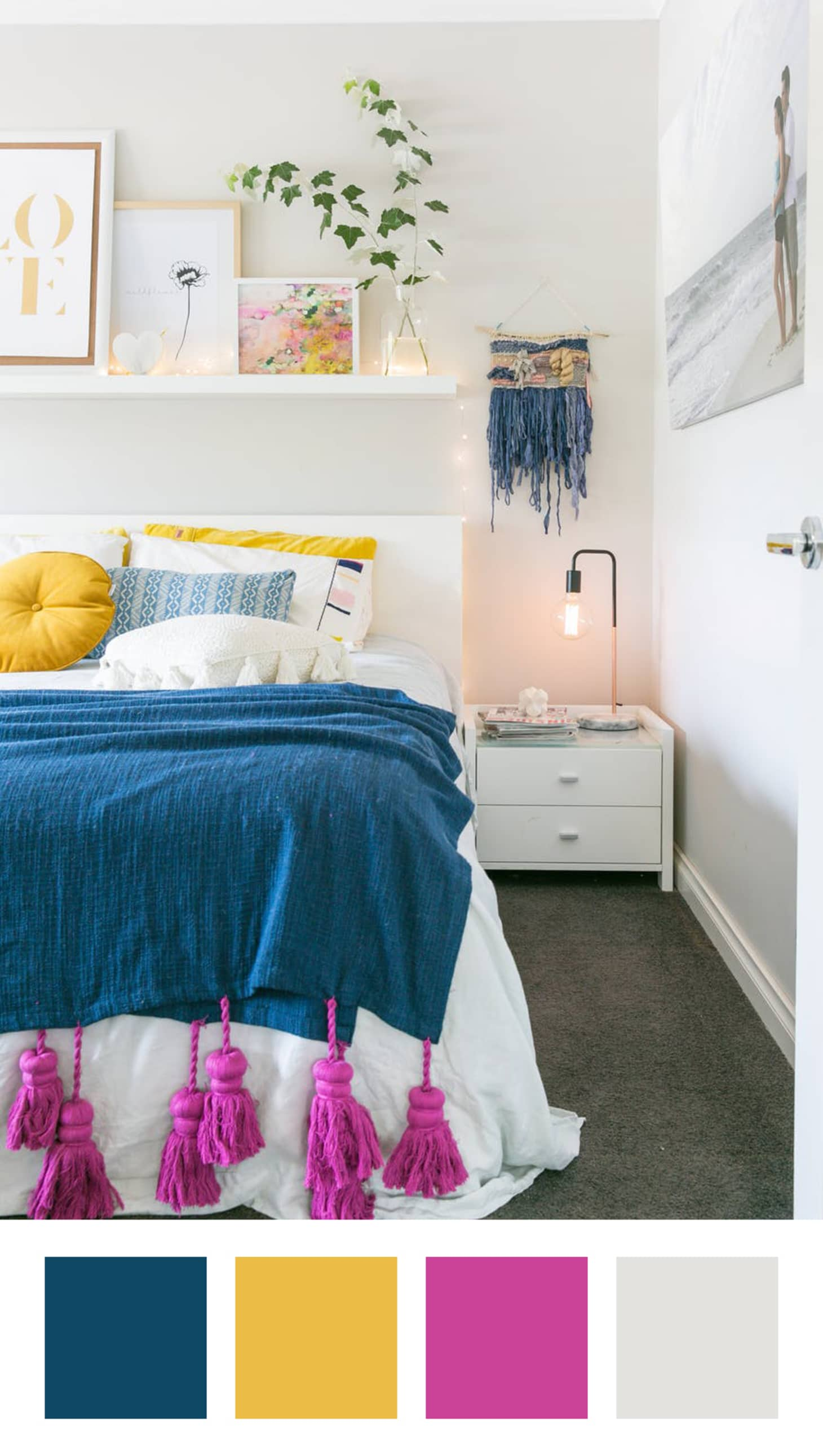 5 Ideas for Colors to Pair With Blue When Decorating ...