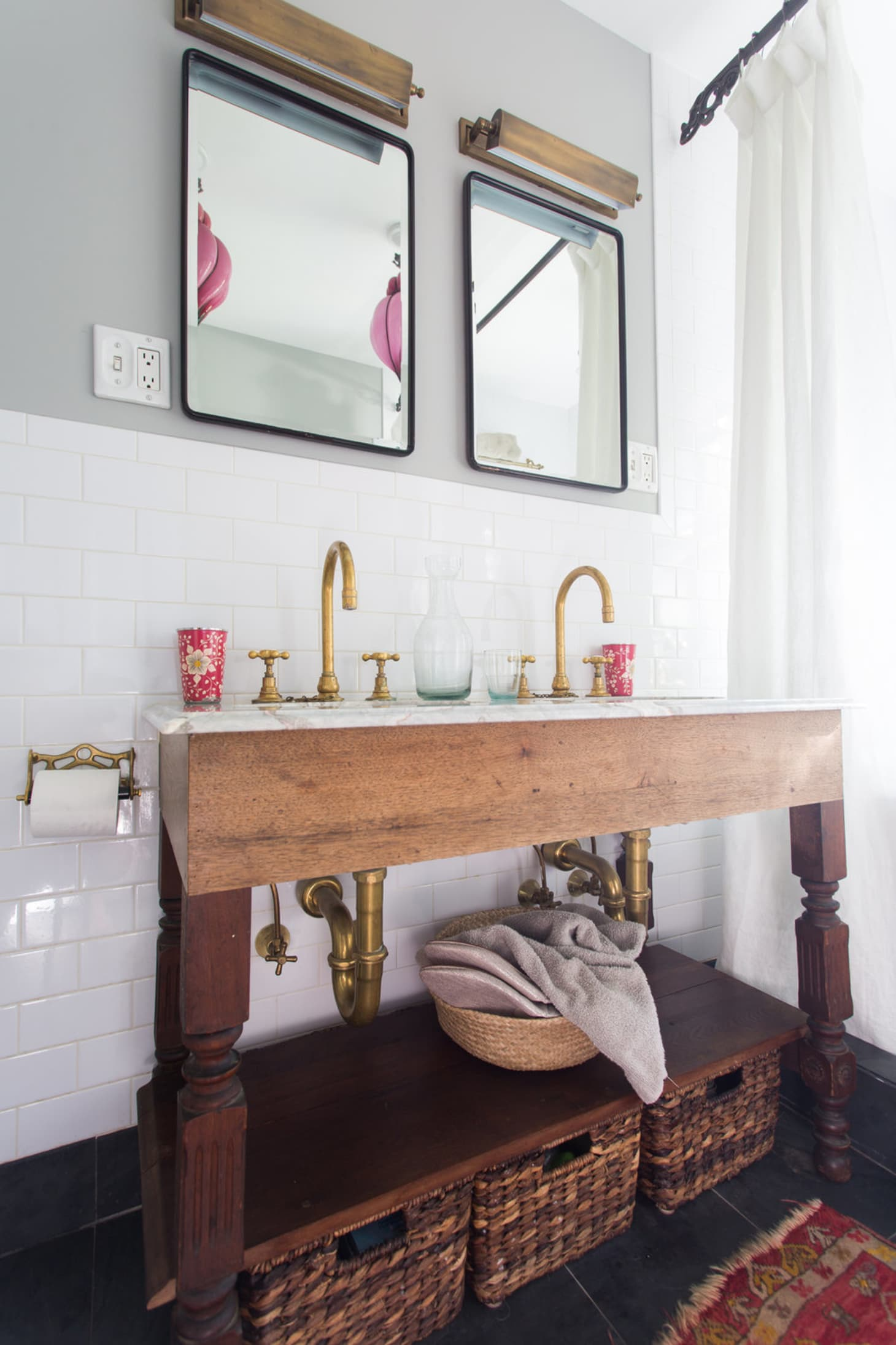 Double Sink Vanities That Don T Belong In A Mcmansion