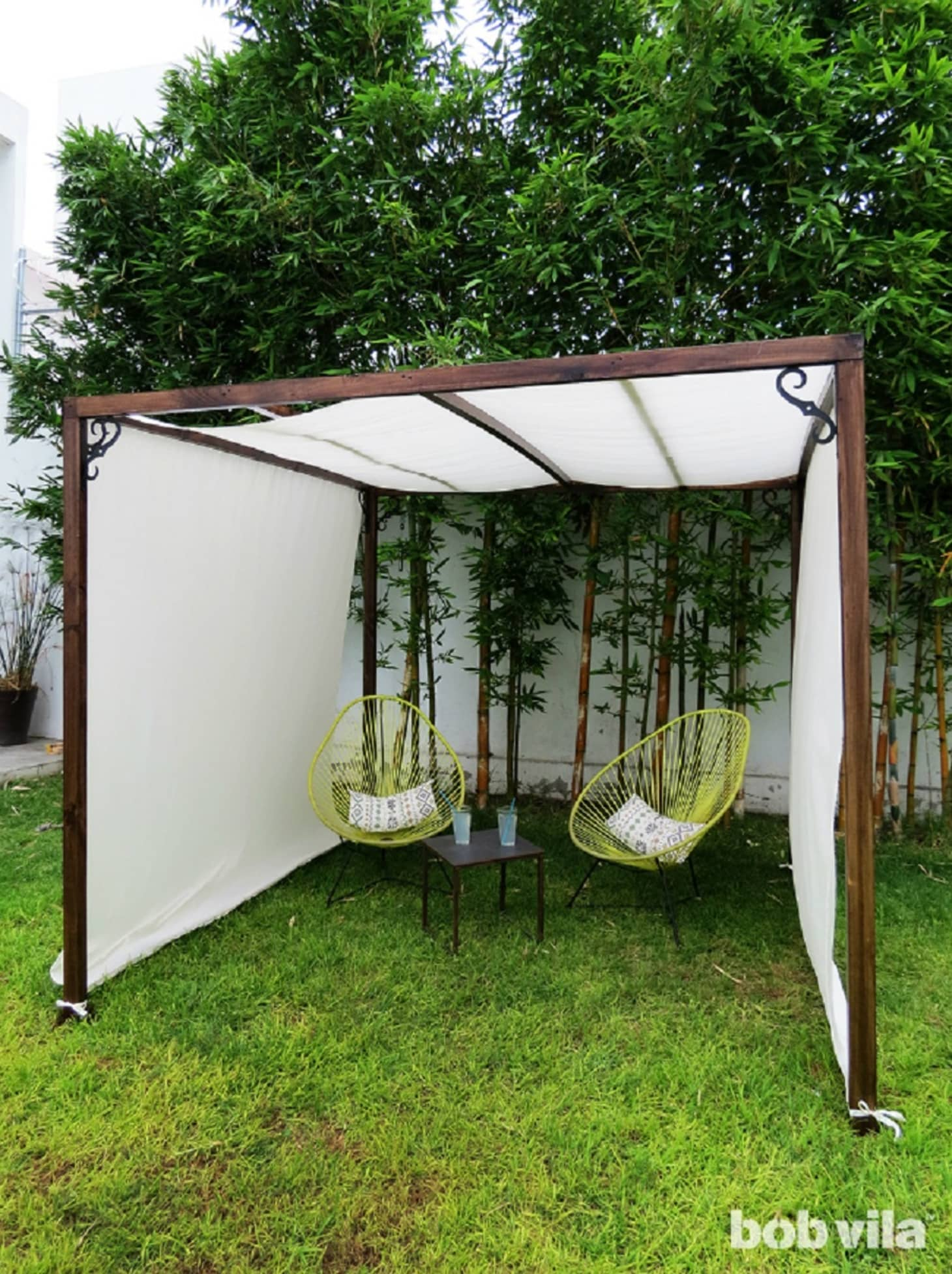 Privacy Fences & Screens You Can Make Yourself | Apartment Therapy