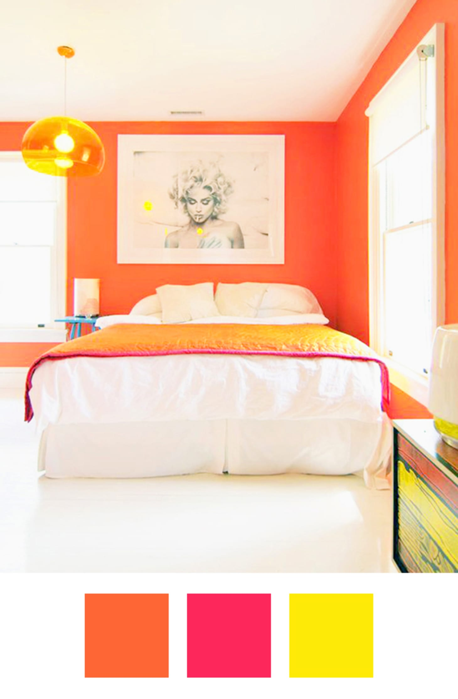 Colors that Go With Orange & How To Make Them Work ...