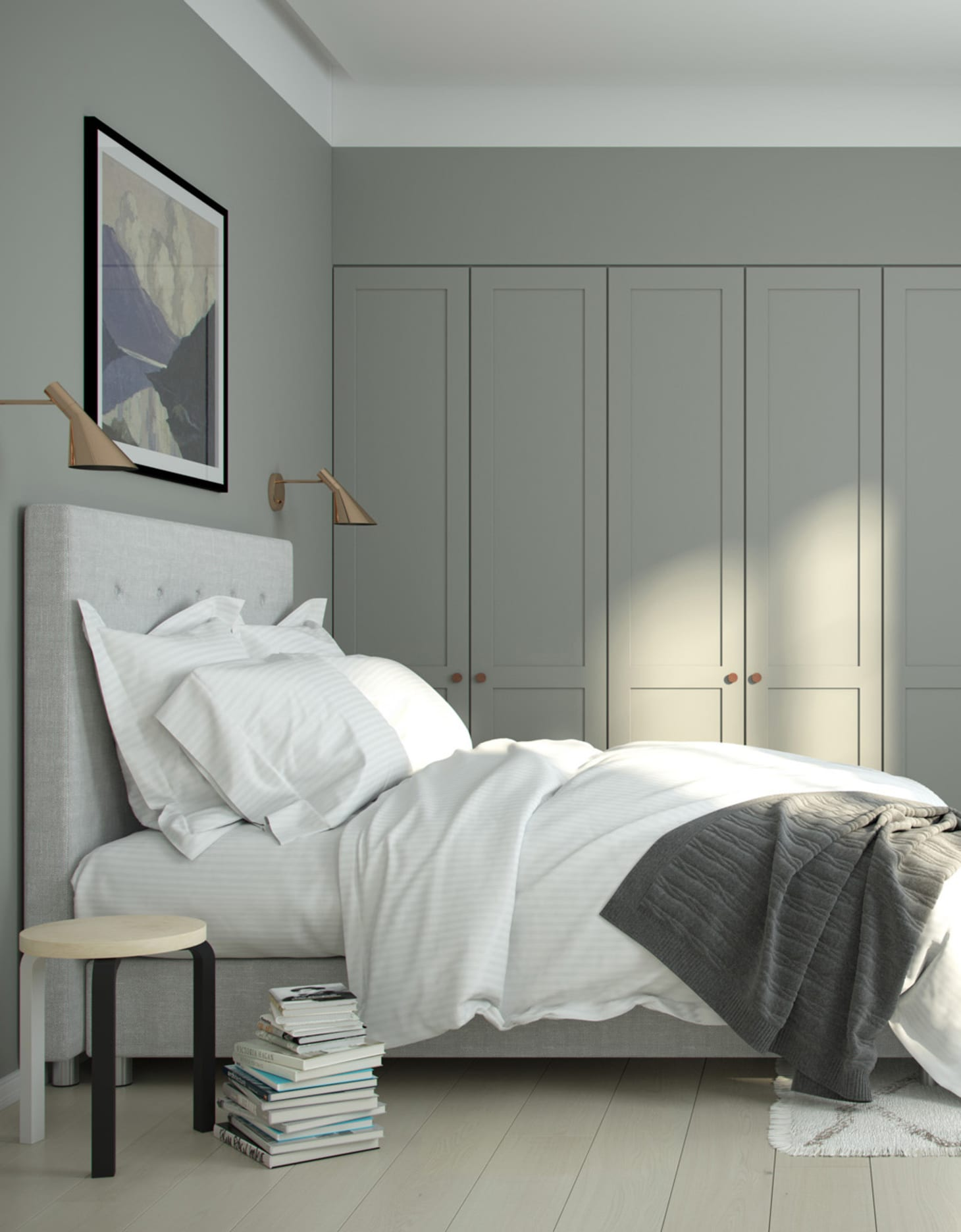 Ikea Pax Wardrobe Hacks That Look Seamless And Built In