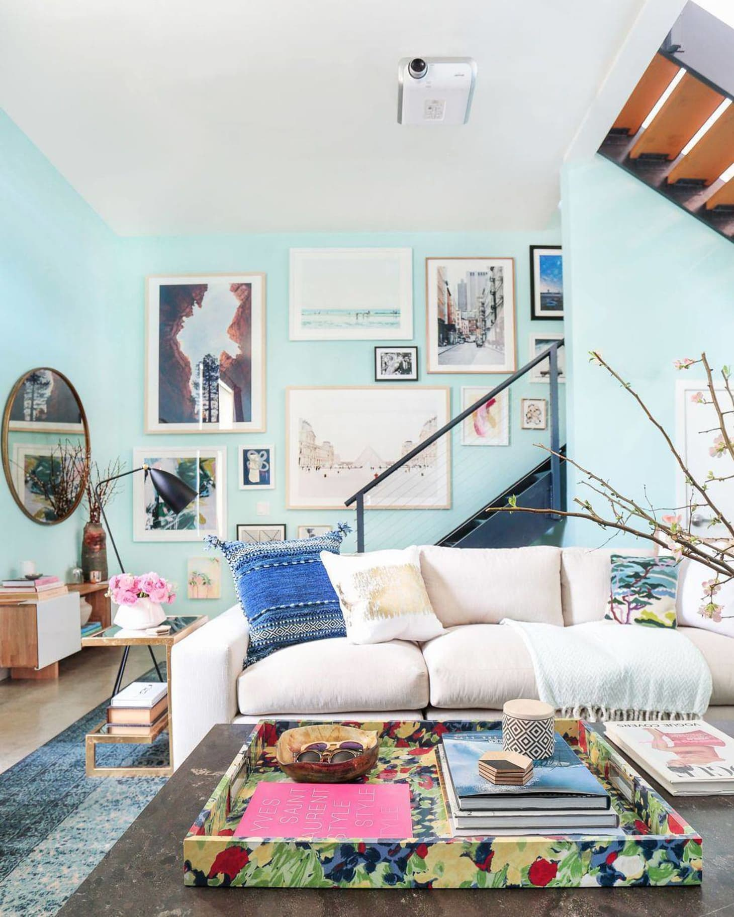 2017 S Most Popular Colors For Interiors According To Instagram