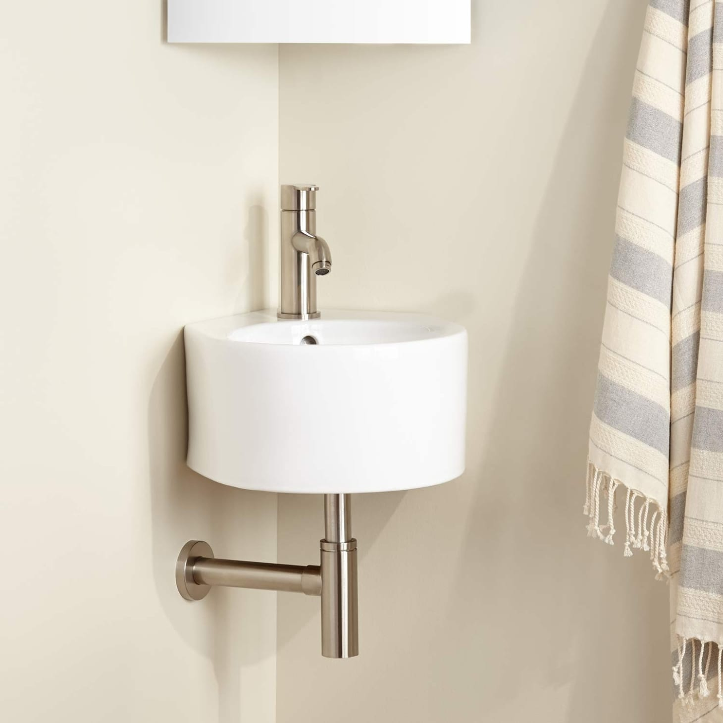 . Small Bathroom Vanities and Sinks for Tiny Spaces   Apartment Therapy