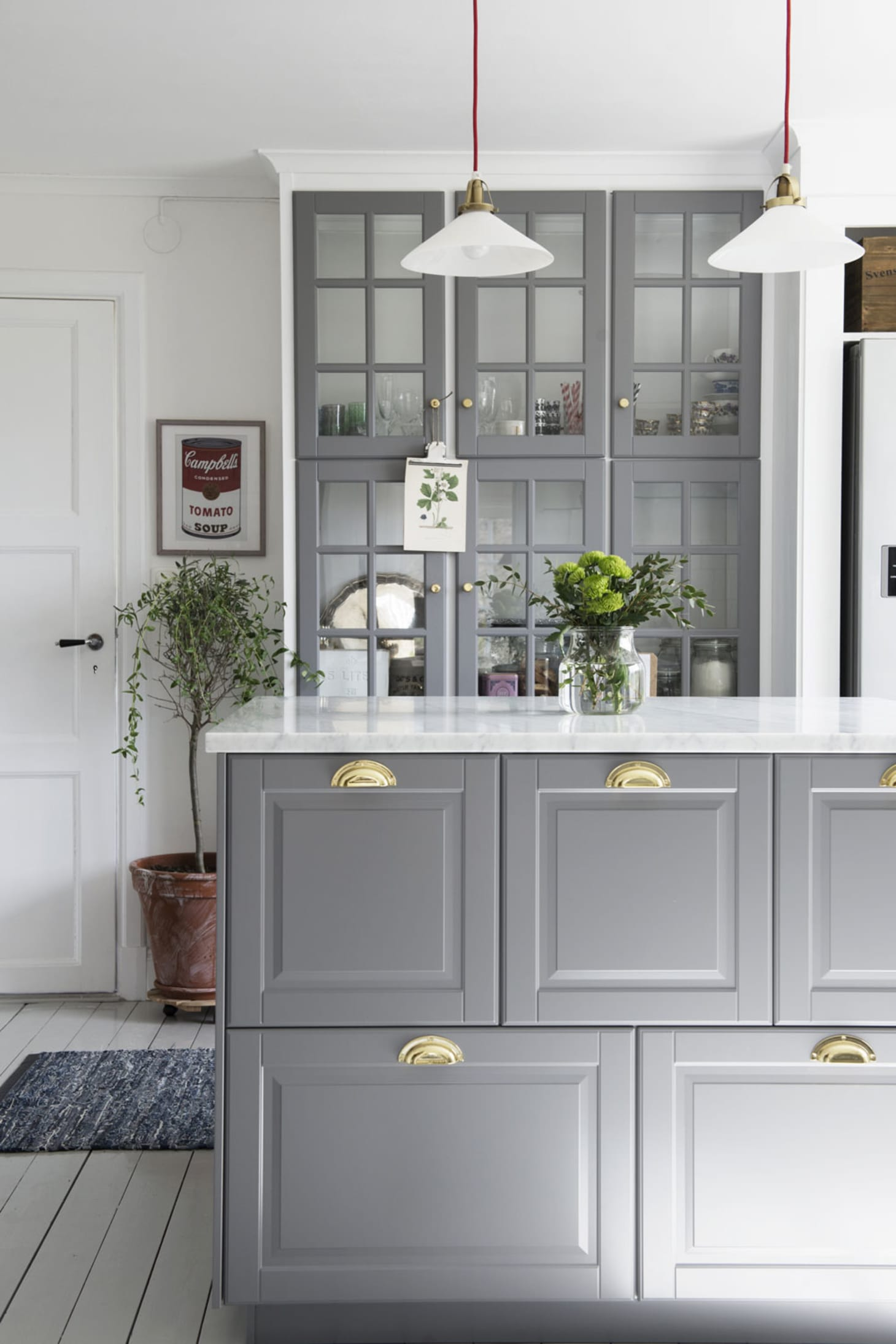 Ikea Cabinet Hacks That Boost Your Kitchen Style Apartment