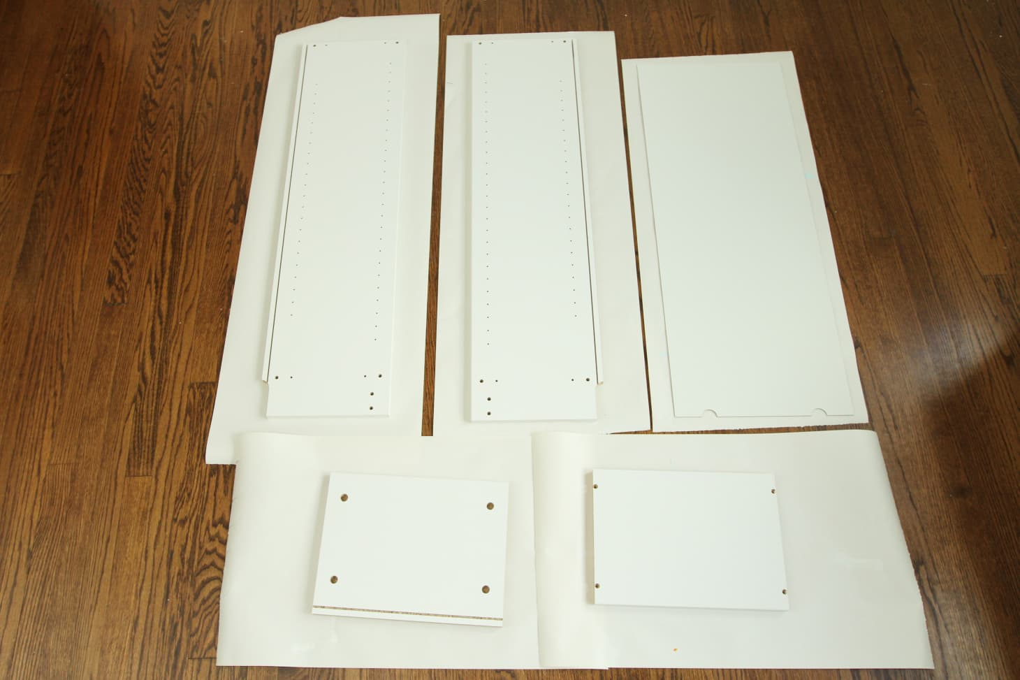 How to Paint Laminate IKEA Furniture the Right Way | Apartment Therapy