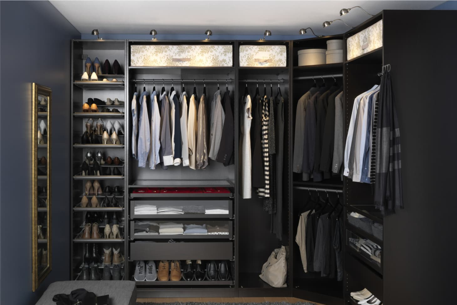 IKEA Closets to Create a Custom Closet Look | Apartment Therapy