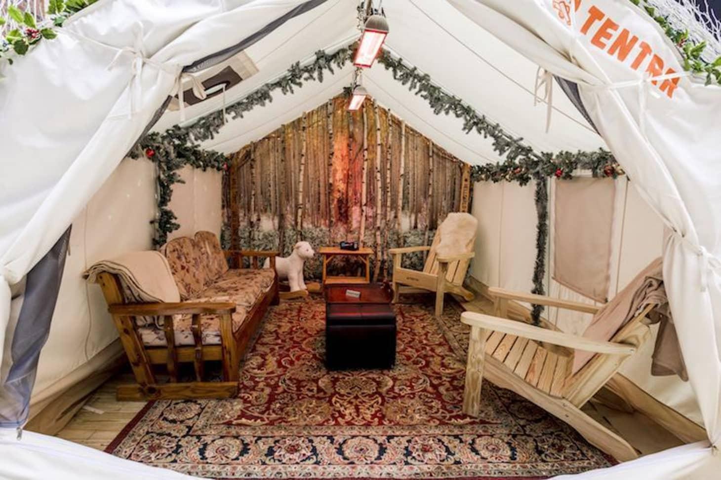 NYC Urban Camping Glamping Arlo Soho Hotel   Apartment Therapy