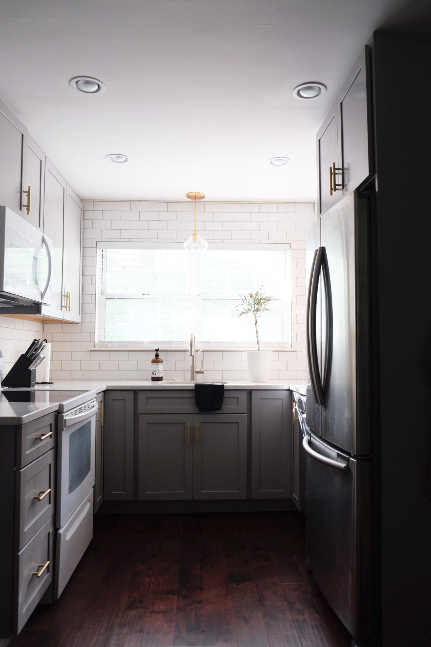 Before And After This Kitchen Was 1 5 Years In The Making