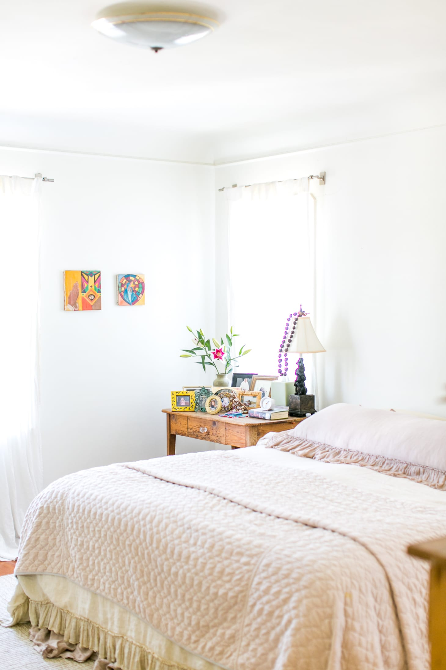 How To Fix A Squeaky Bed With Socks Apartment Therapy