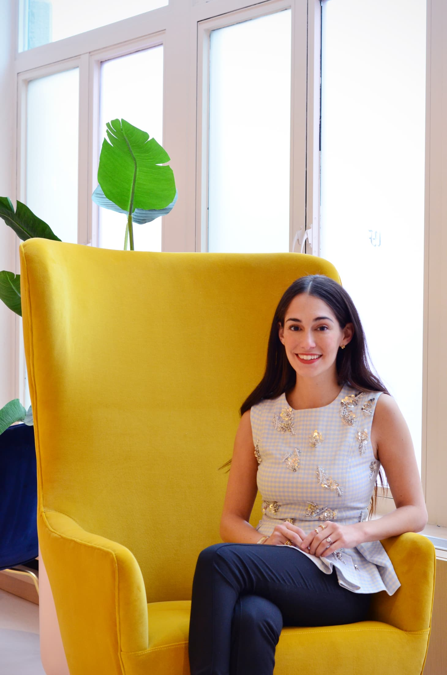 Tour The Wing's New Brooklyn Space With Audrey Gelman