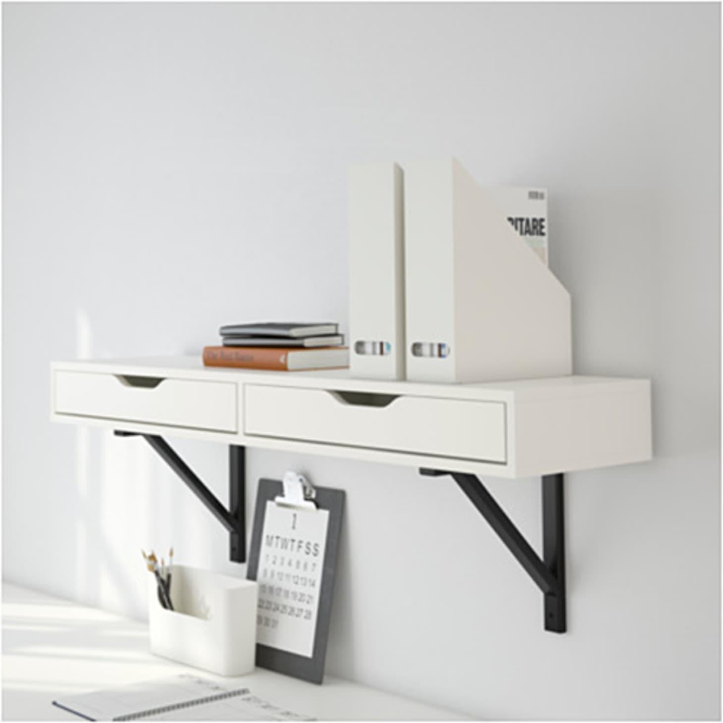 IKEA EKBY ALEX Shelf Ideas and Inspiration   Apartment Therapy
