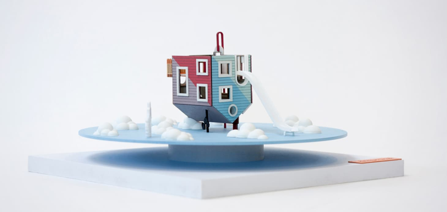 Upside Down Tiny House Design Competition Photos   Apartment Therapy