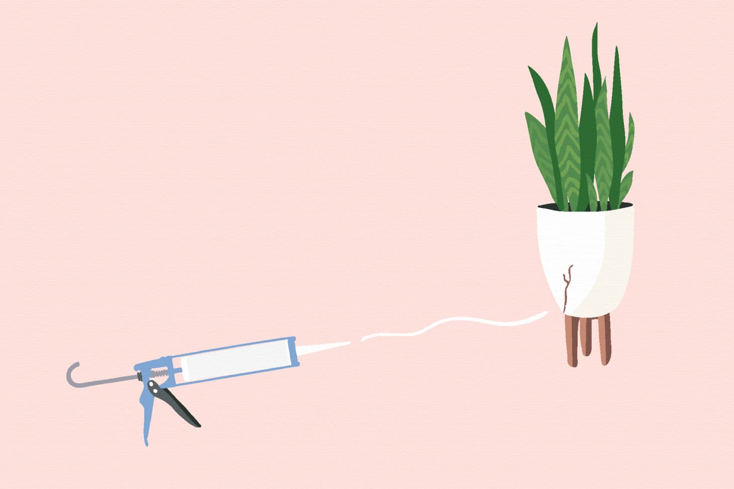 Caulk Gun - Silicone, Alternative Uses | Apartment Therapy