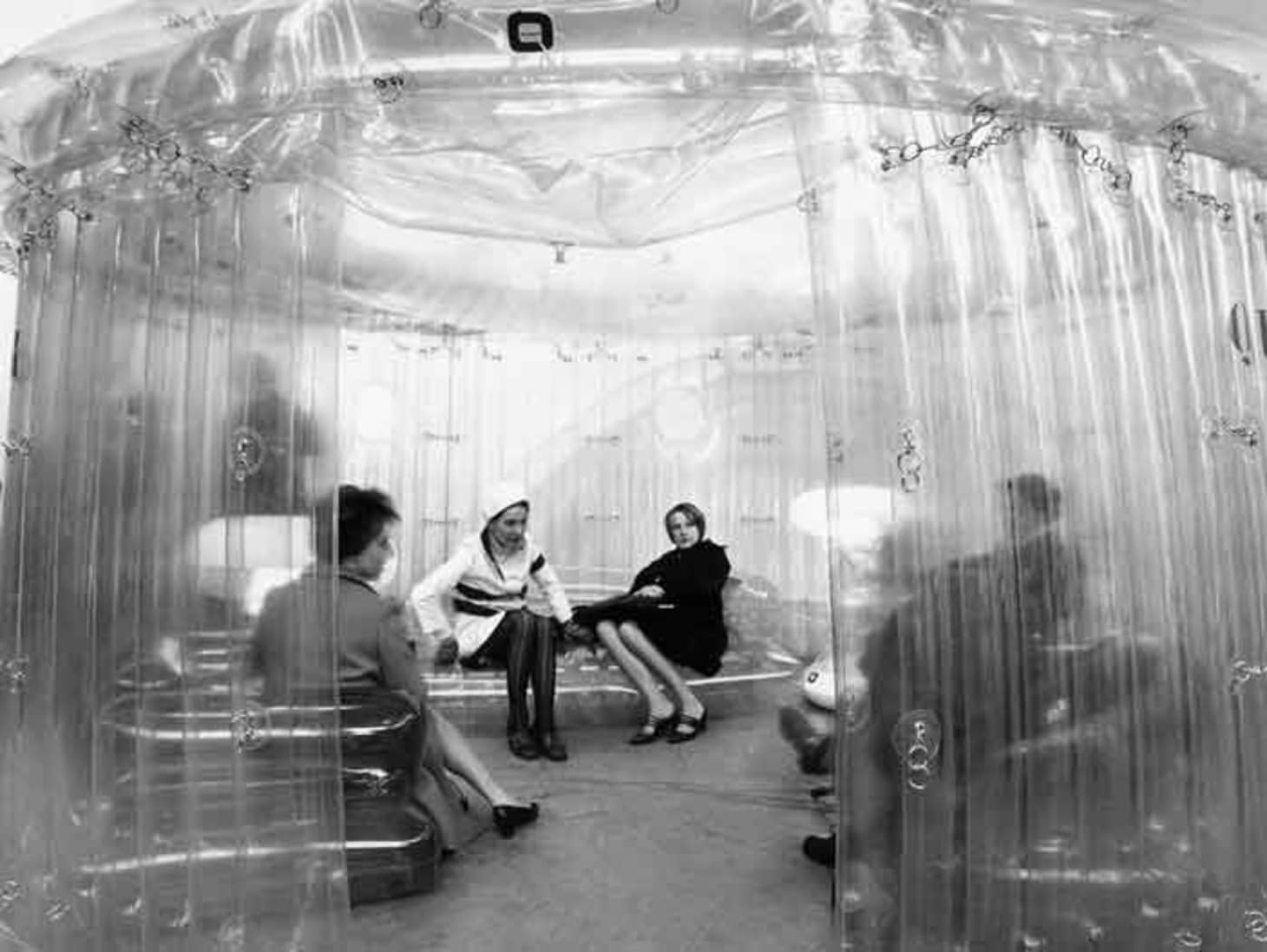 Weird History - Inflatable Furniture | Apartment Therapy