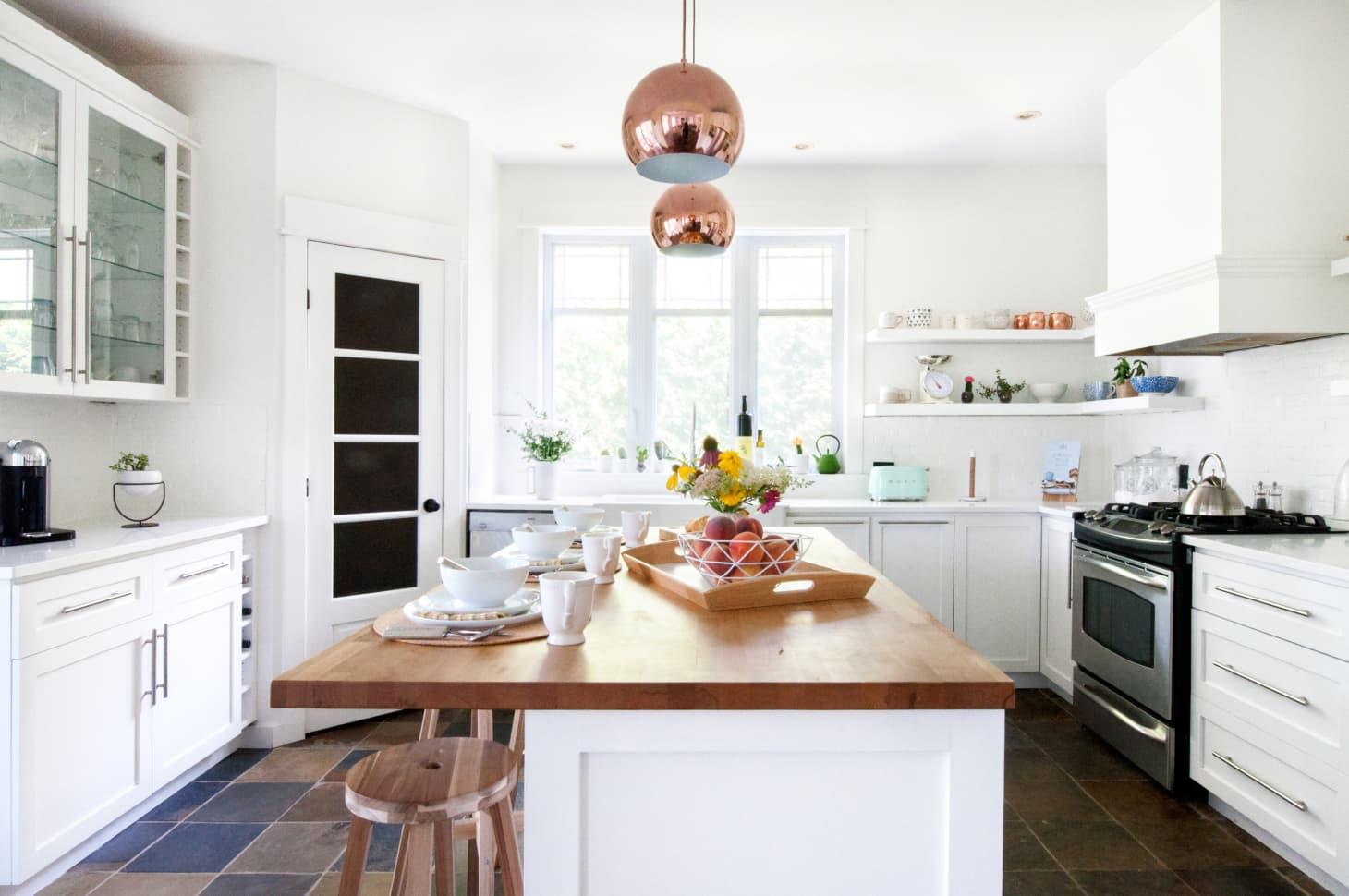 Sensational 25 Beautiful White Kitchen Ideas Design Decorating Tips Pabps2019 Chair Design Images Pabps2019Com