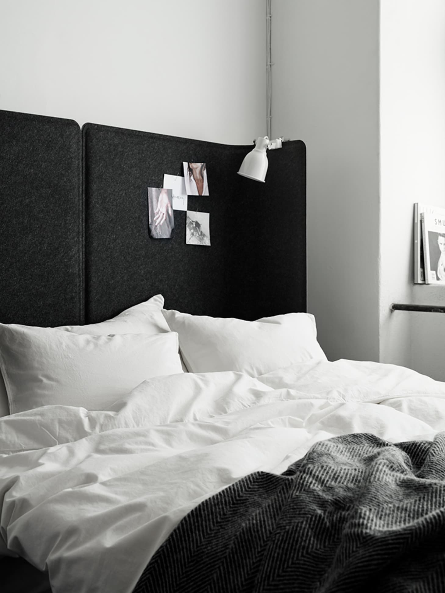 Ikea Bed Frame Hacks Diy Headboard Projects Apartment
