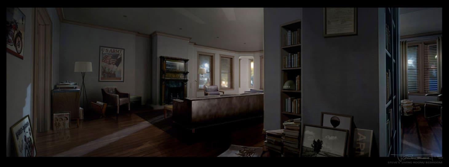 Appartement de Glinda Stonhem