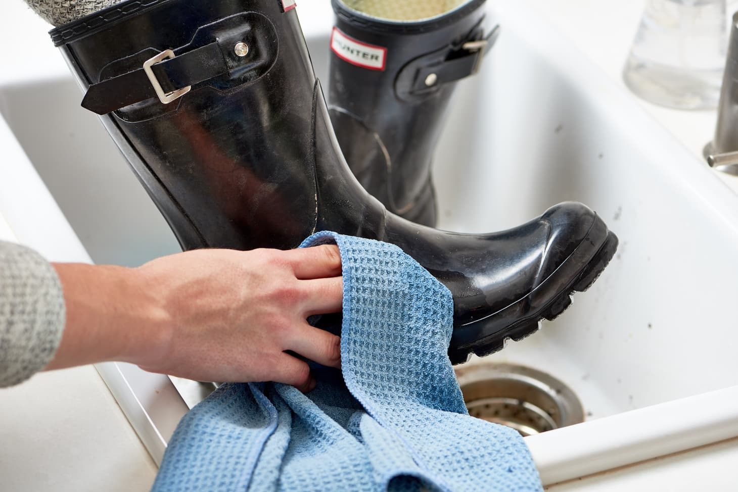 How To Clean Hunter Boots | Apartment Therapy