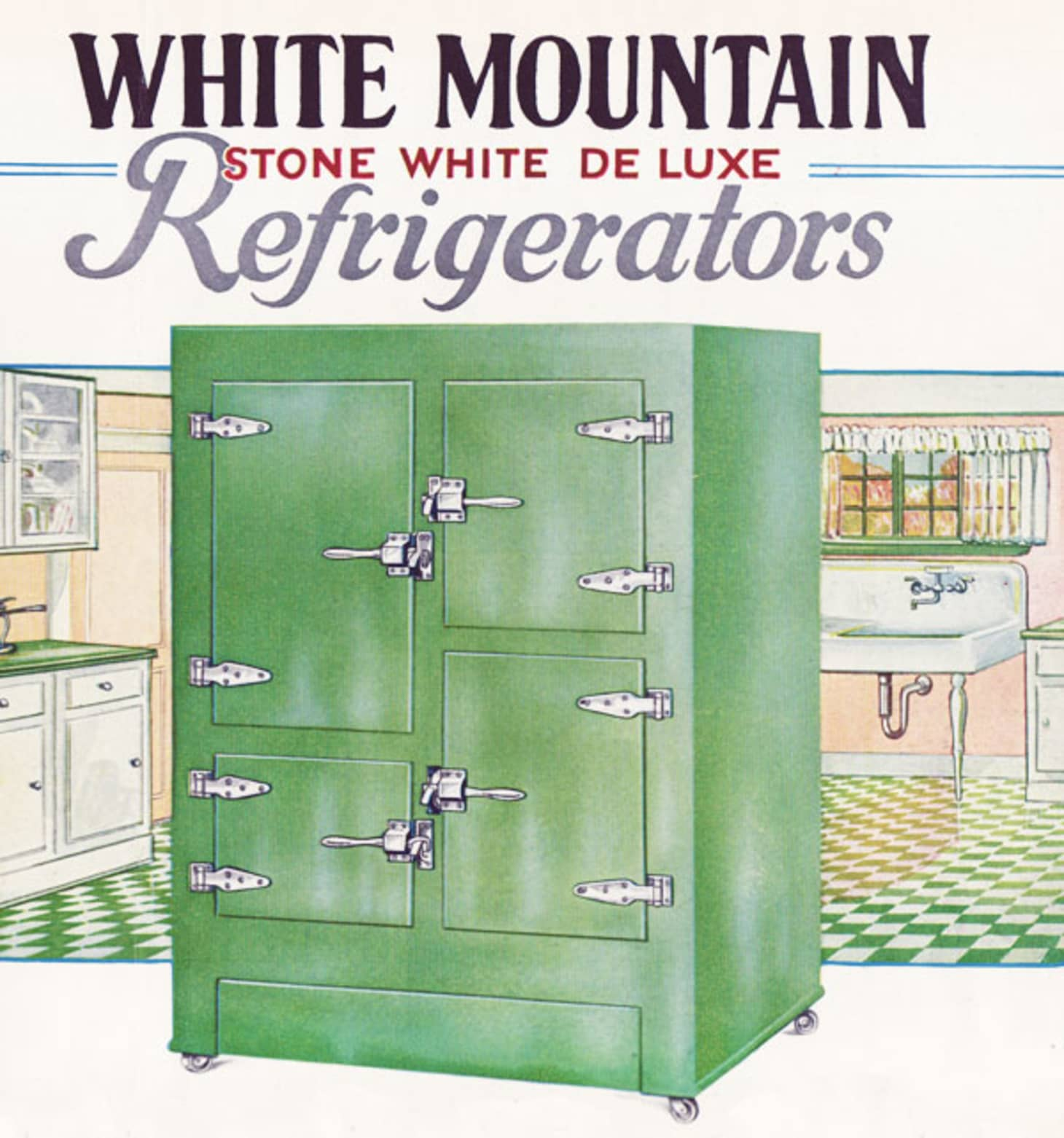 History of the Refrigerator | Apartment Therapy