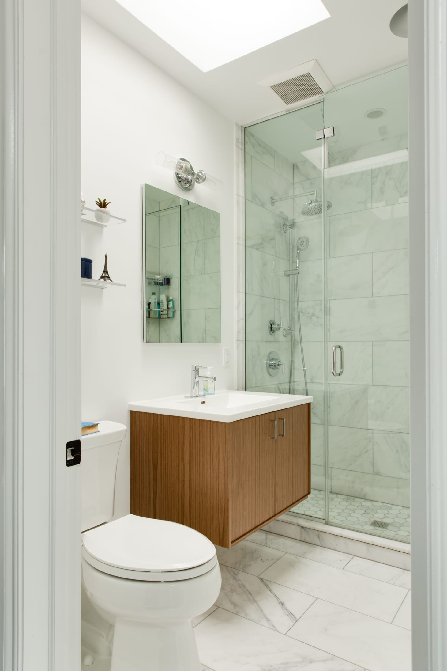 bathroom caulk - how often should you replace? | apartment