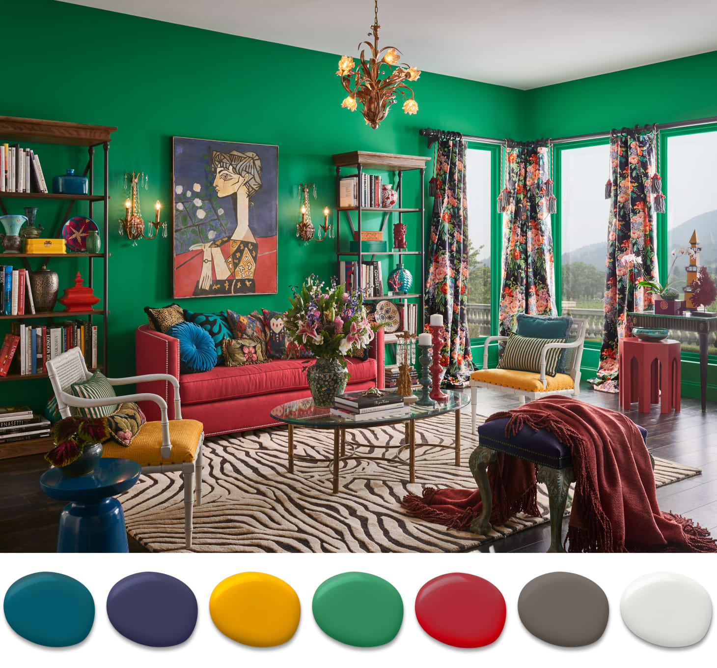Sherwin-Williams Most Popular Color Trends For 2019