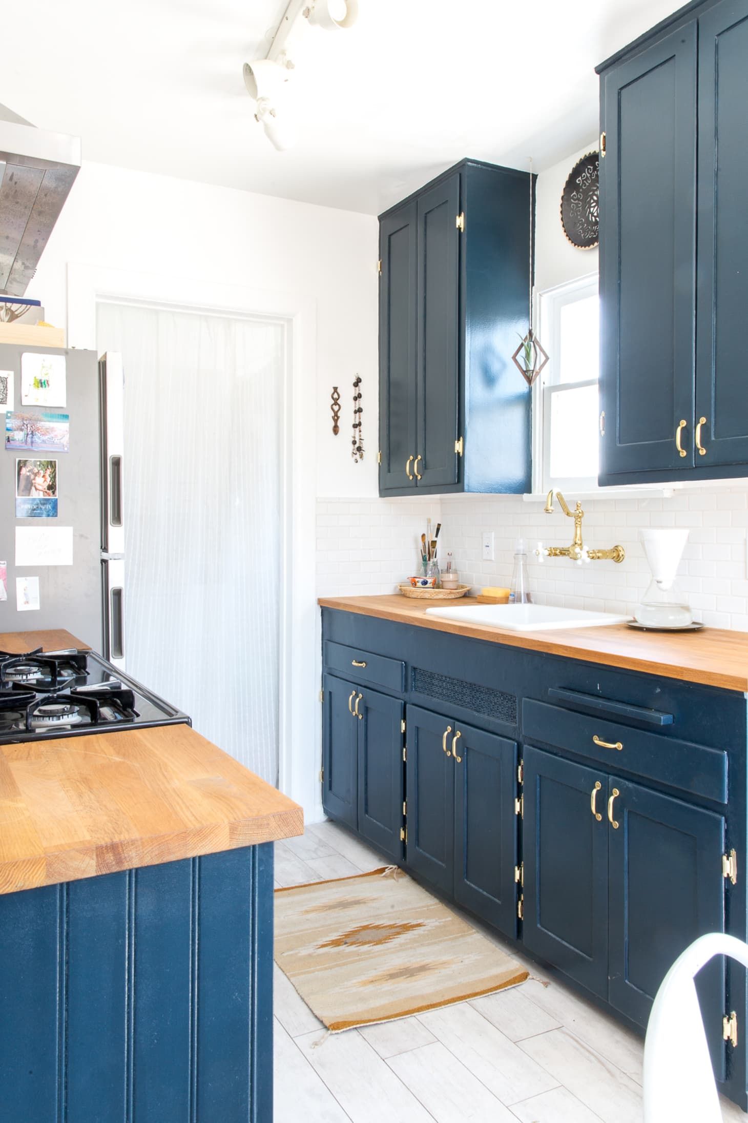Kitchen Cabinet Soffit Space Ideas