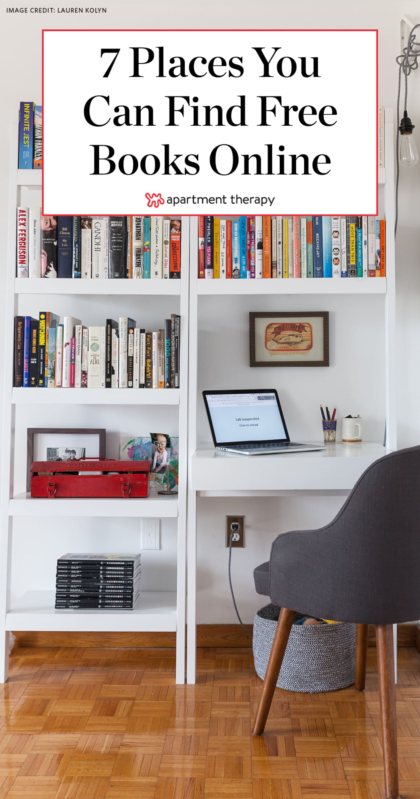 The Best Ways to Read Free Books Online | Apartment Therapy