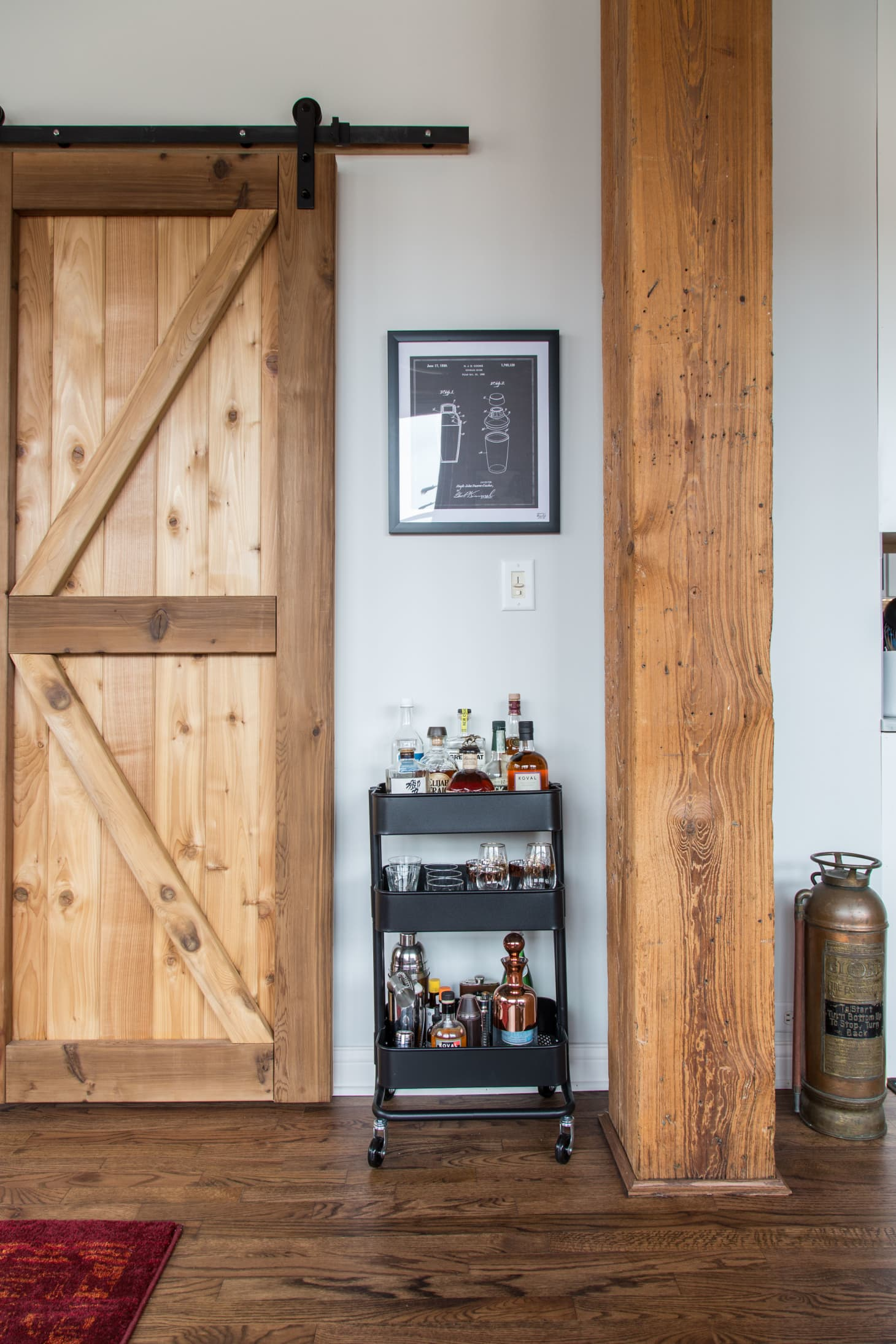 The Pros And Cons Of The Sliding Barn Door Trend Apartment