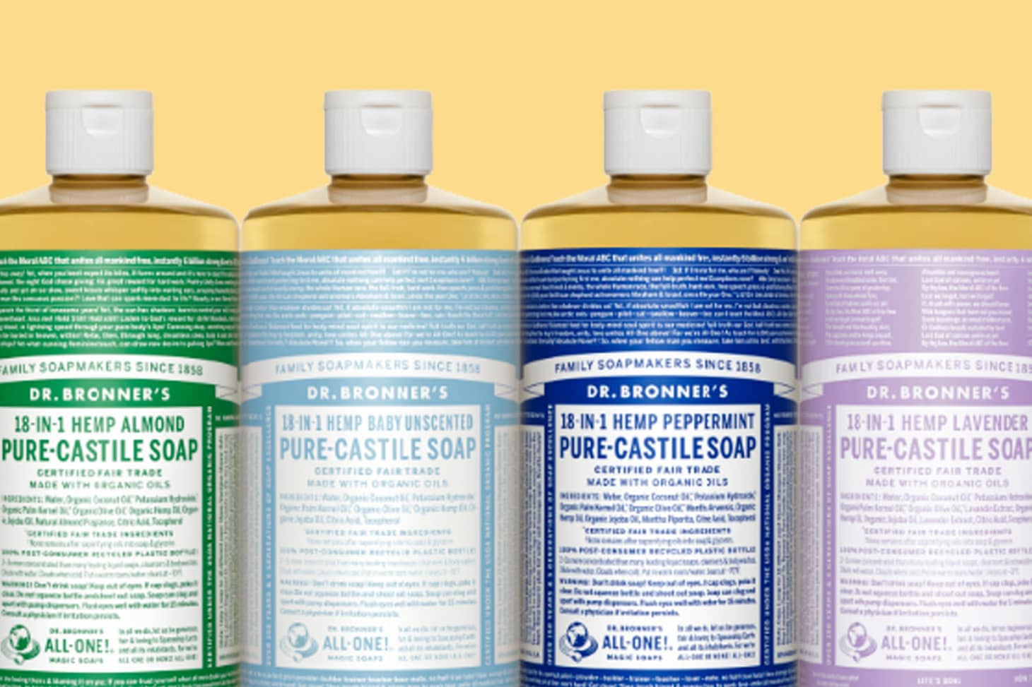 Castile Soap Warnings: 6 Mistakes to Avoid | Apartment Therapy