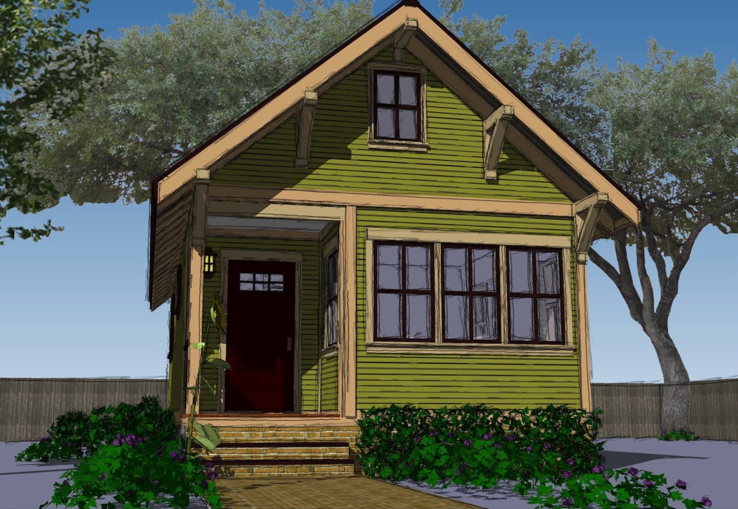 10 Free (or Very Cheap) Tiny House Plans | Apartment Therapy