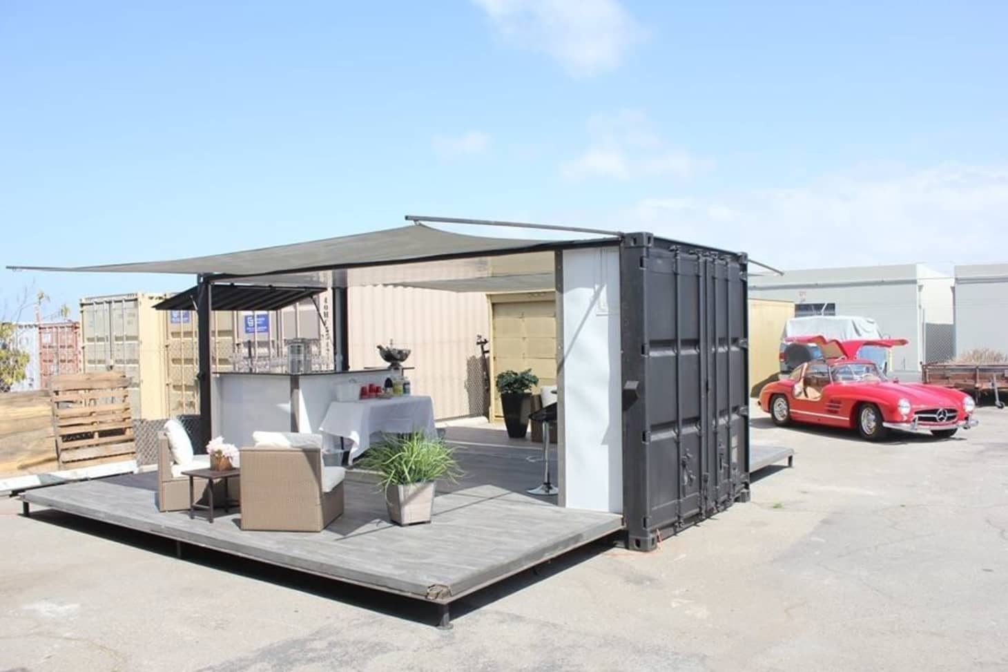 Shipping Container Homes for Sale on eBay | Apartment Therapy