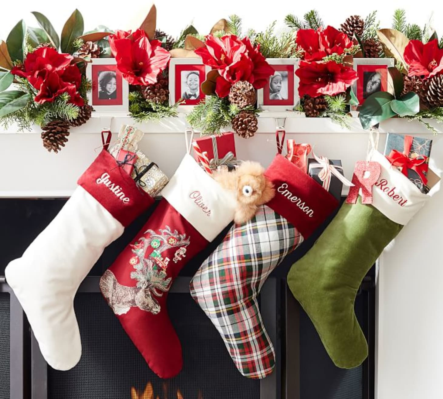 Bed Bath And Beyond Christmas Stockings.The 30 Best Most Beautiful Stocking Holders Apartment Therapy