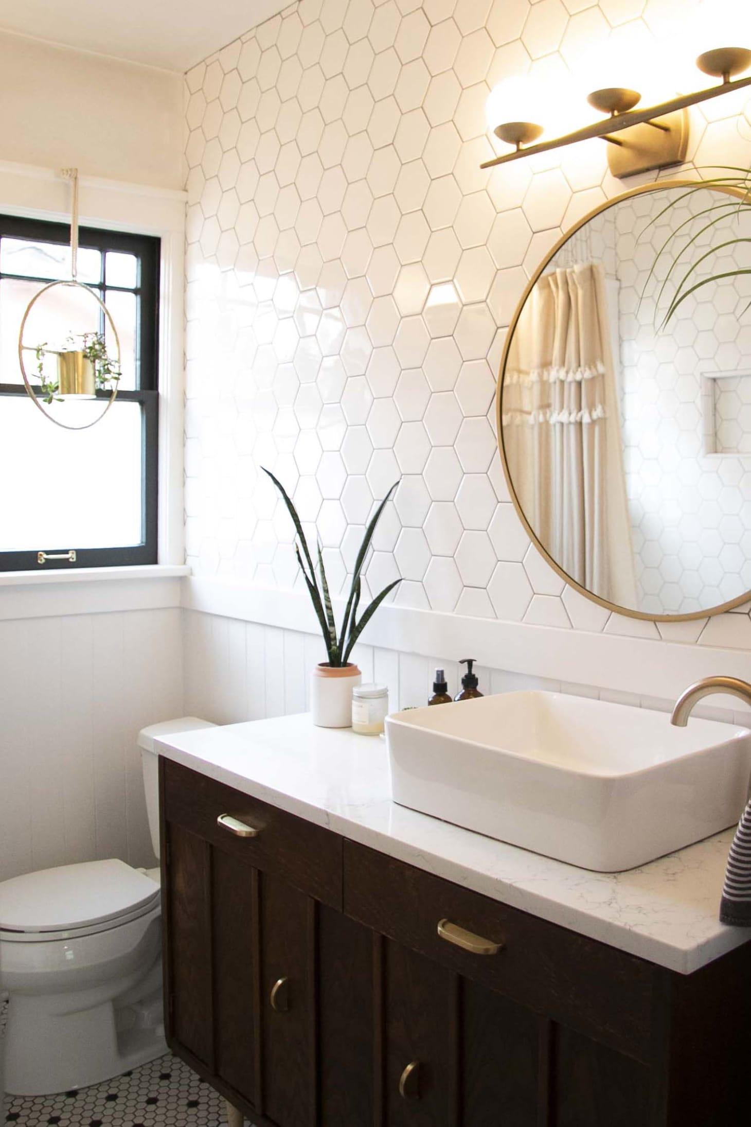 Bathroom Vanity Lighting Ideas And Design Tips Apartment