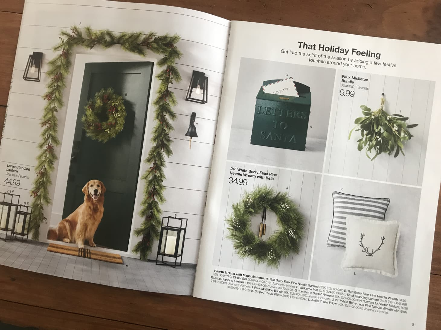 5 Holiday Decorating Ideas From the Target Catalog ...