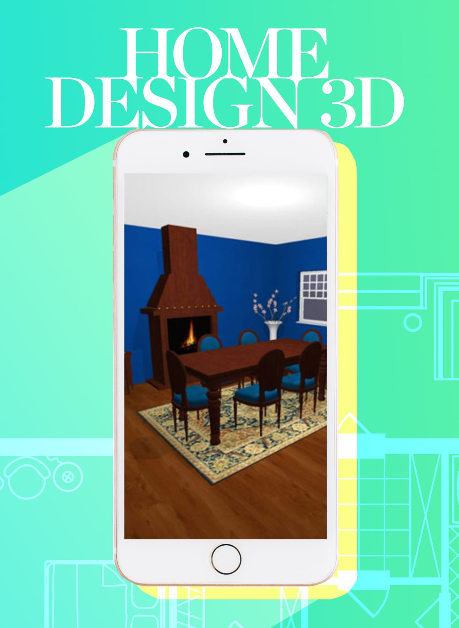 The 7 Best Apps For Room Design Room Layout Apartment Therapy