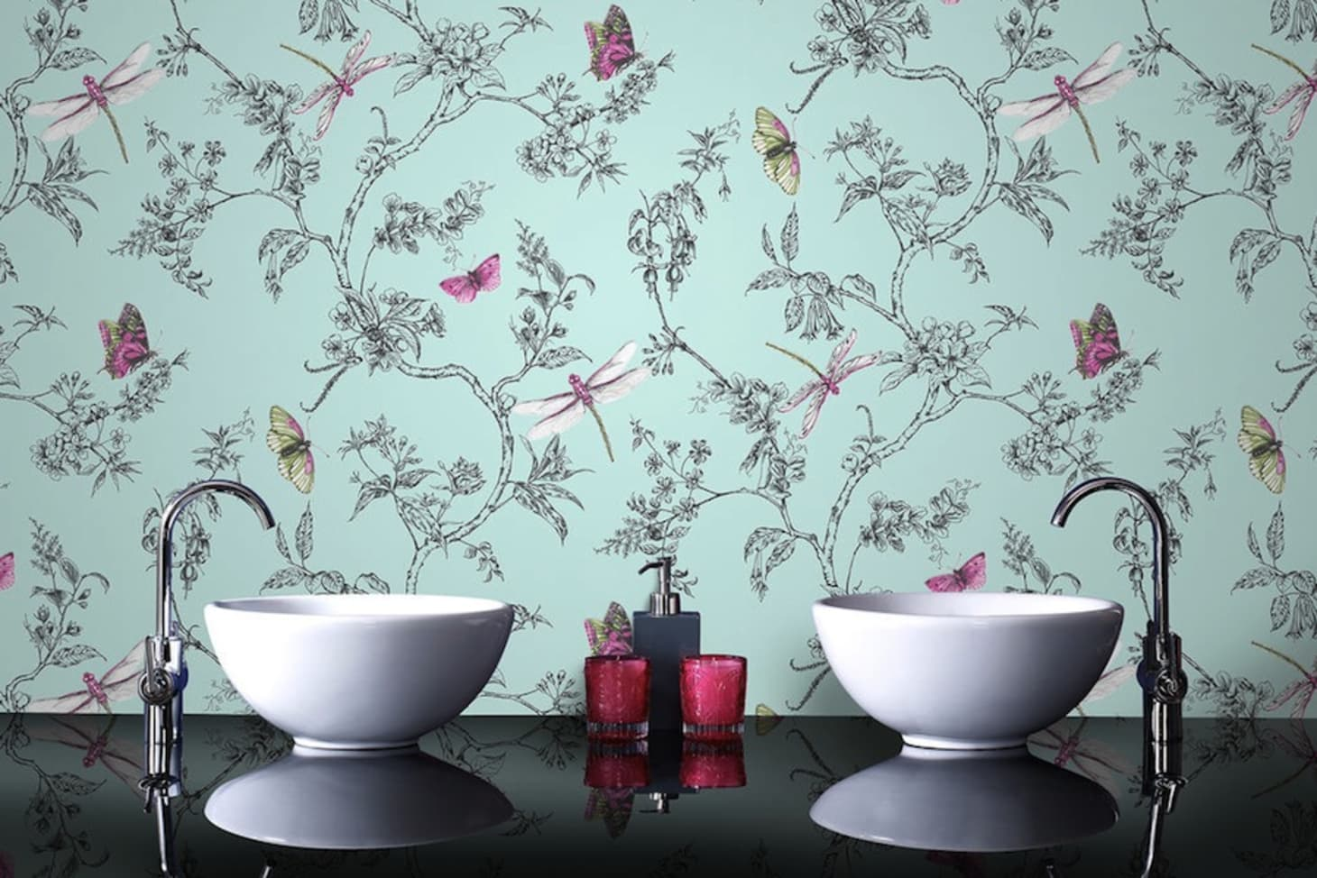 Where to Buy Temporary and Removable Wallpaper | Apartment ...